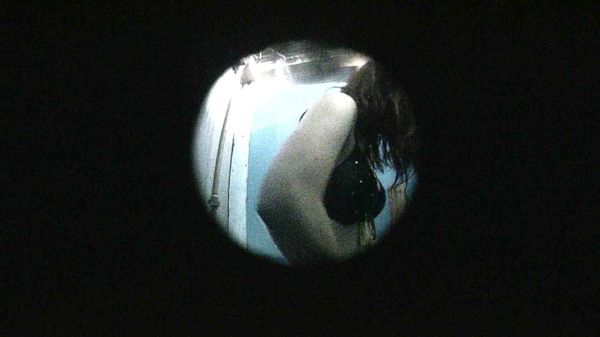 NO.13 暗いですが豪快な砂落としが好印象 シャワー | 覗きシリーズ  89画像 61