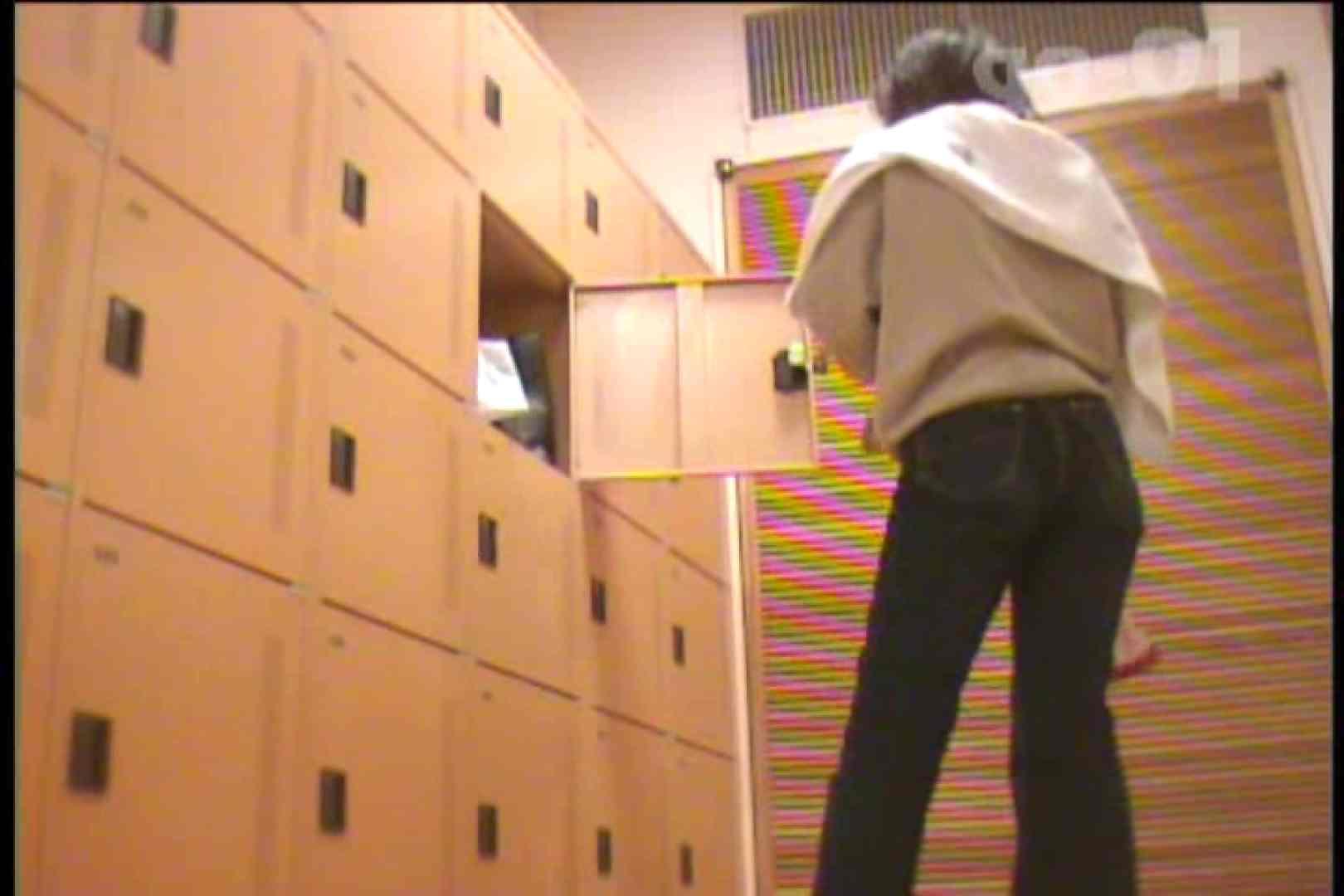 電波カメラ設置浴場からの防HAN映像 Vol.01 ギャルズ エロ画像 19画像 2