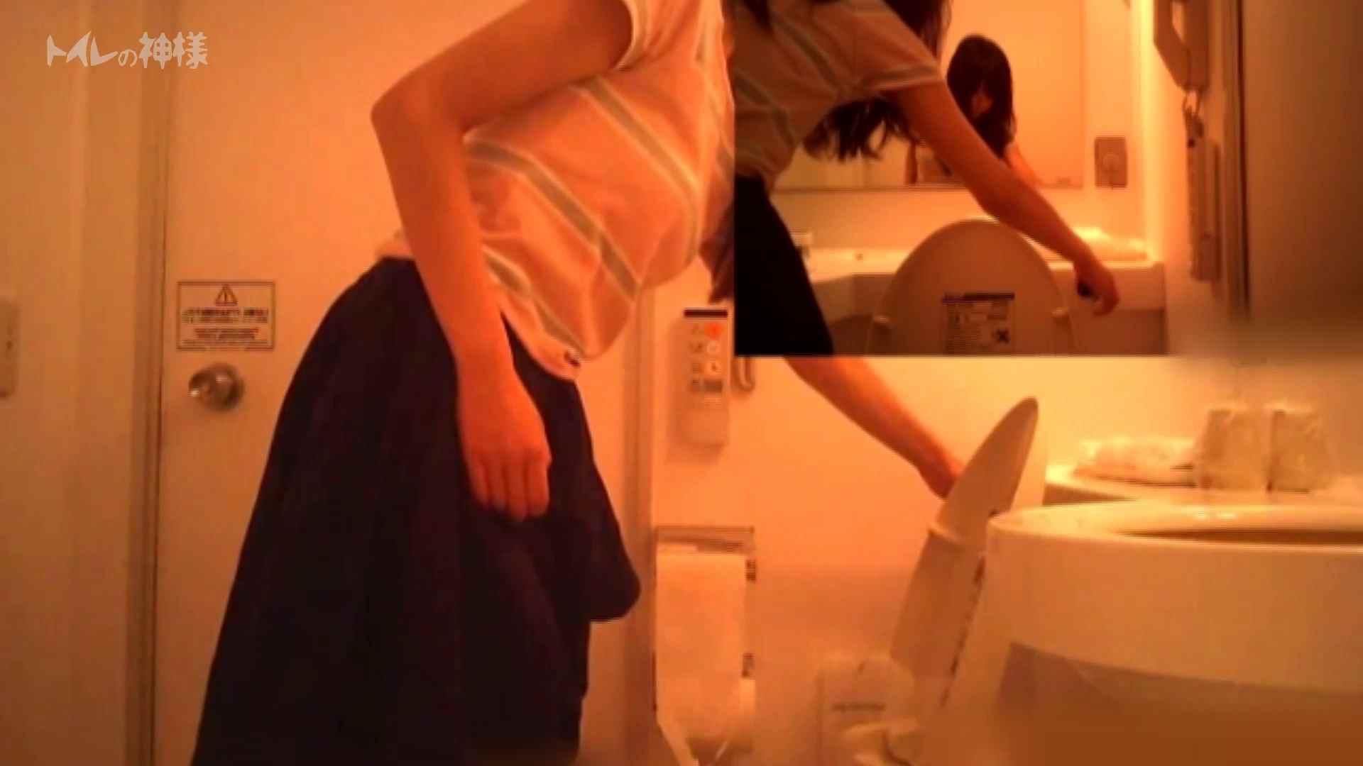 Vol.04 女子大生のトイレ恥態 トイレで・・・ ぱこり動画紹介 89画像 64