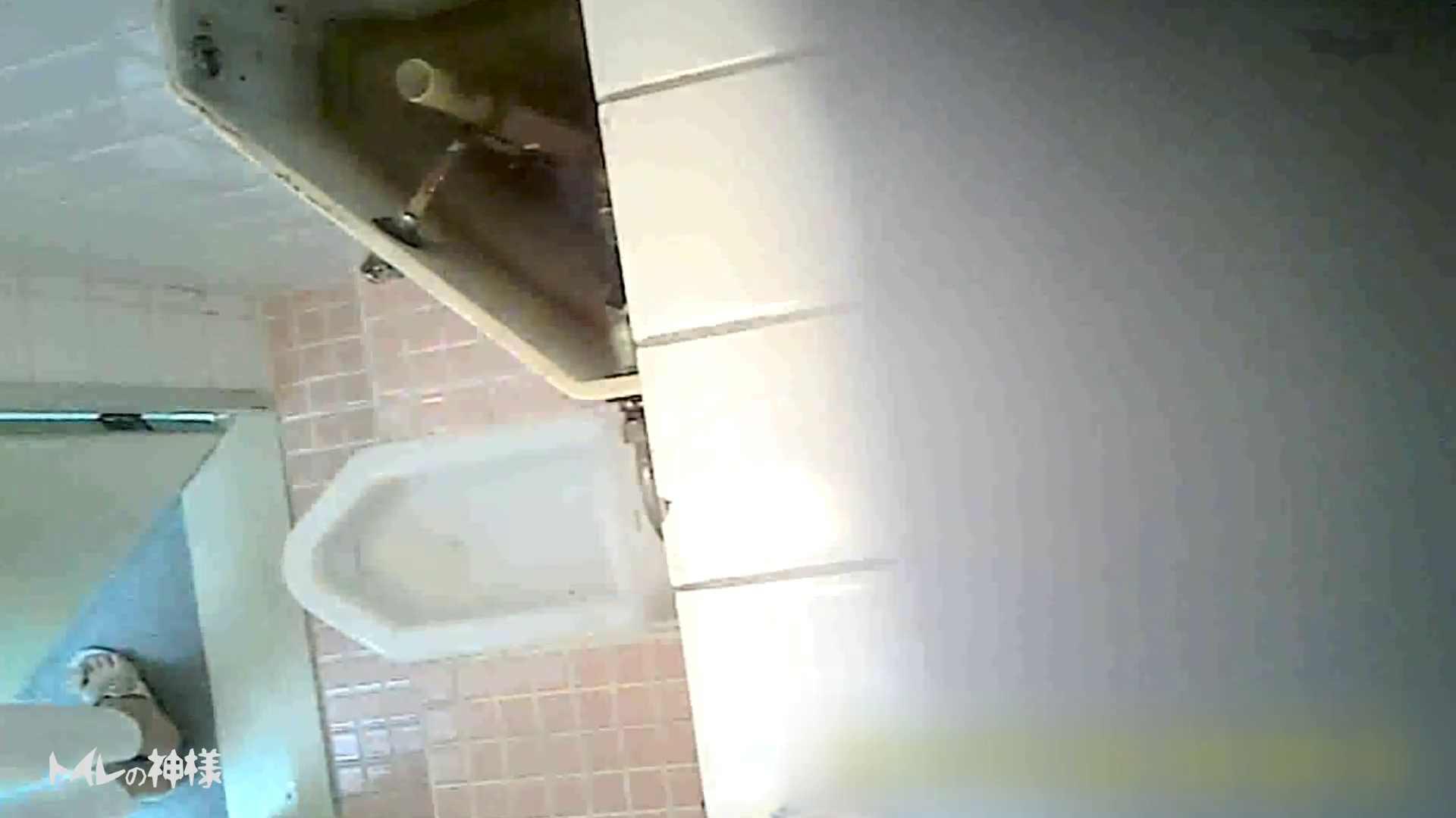 トイレの神様 Vol.10 丸見え AV無料 16画像 12