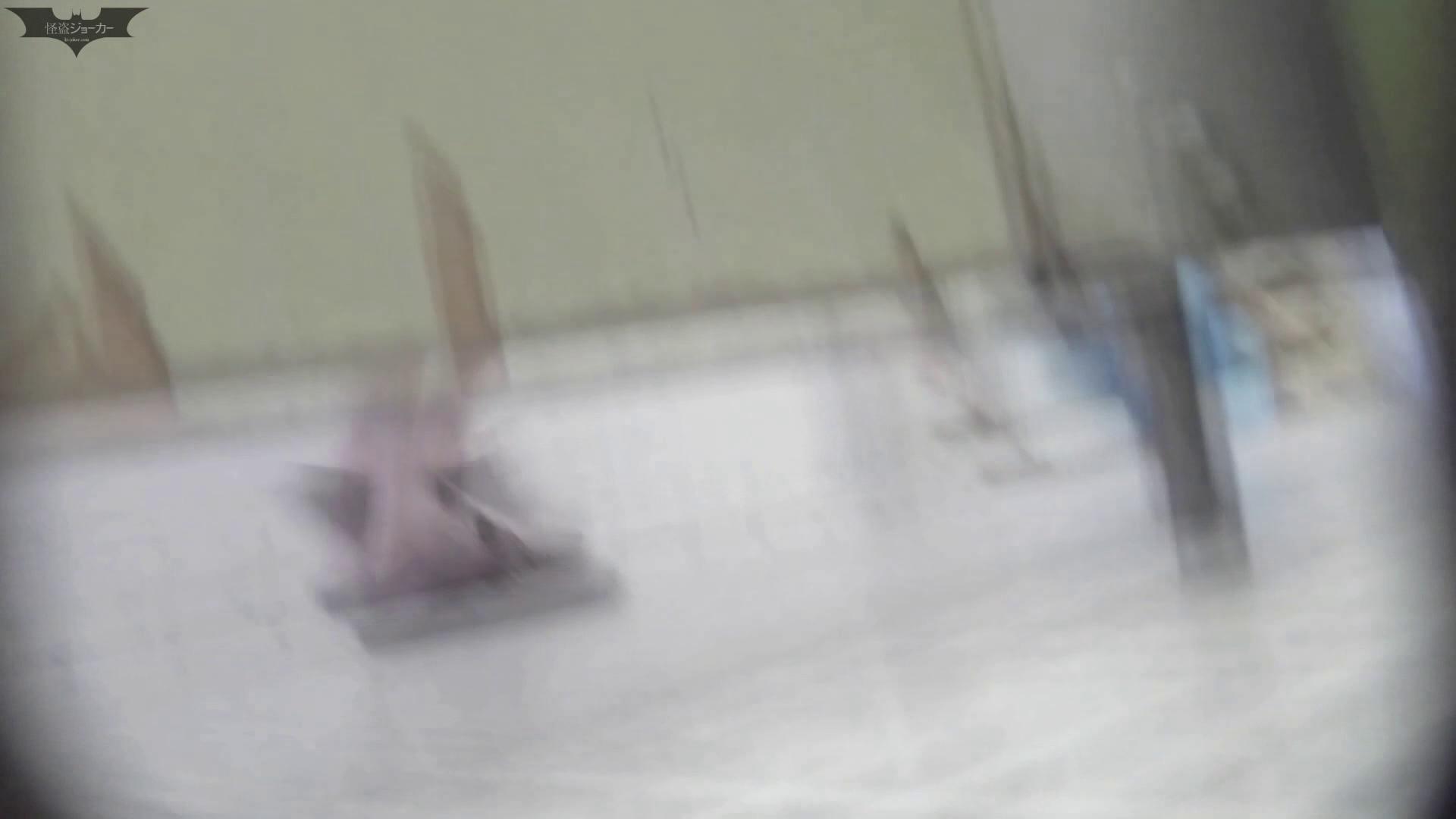 洗面所特攻隊 vol.59 知ってました?厚底の靴は眺めがイイんです。!! 丸見え おまんこ動画流出 87画像 62
