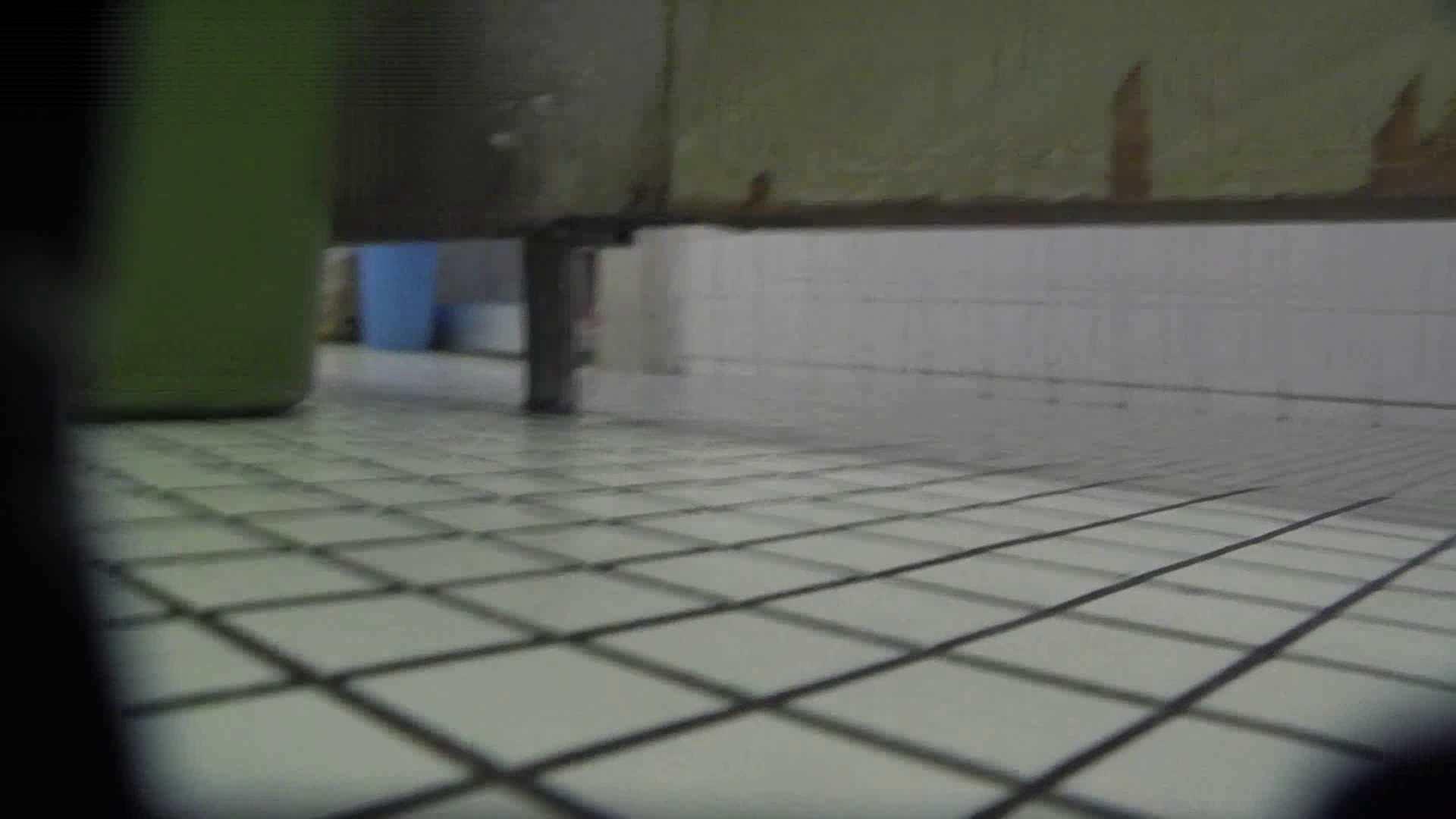 洗面所特攻隊vol.014 出れなくなって絶対絶命 洗面所シーン  18画像 16