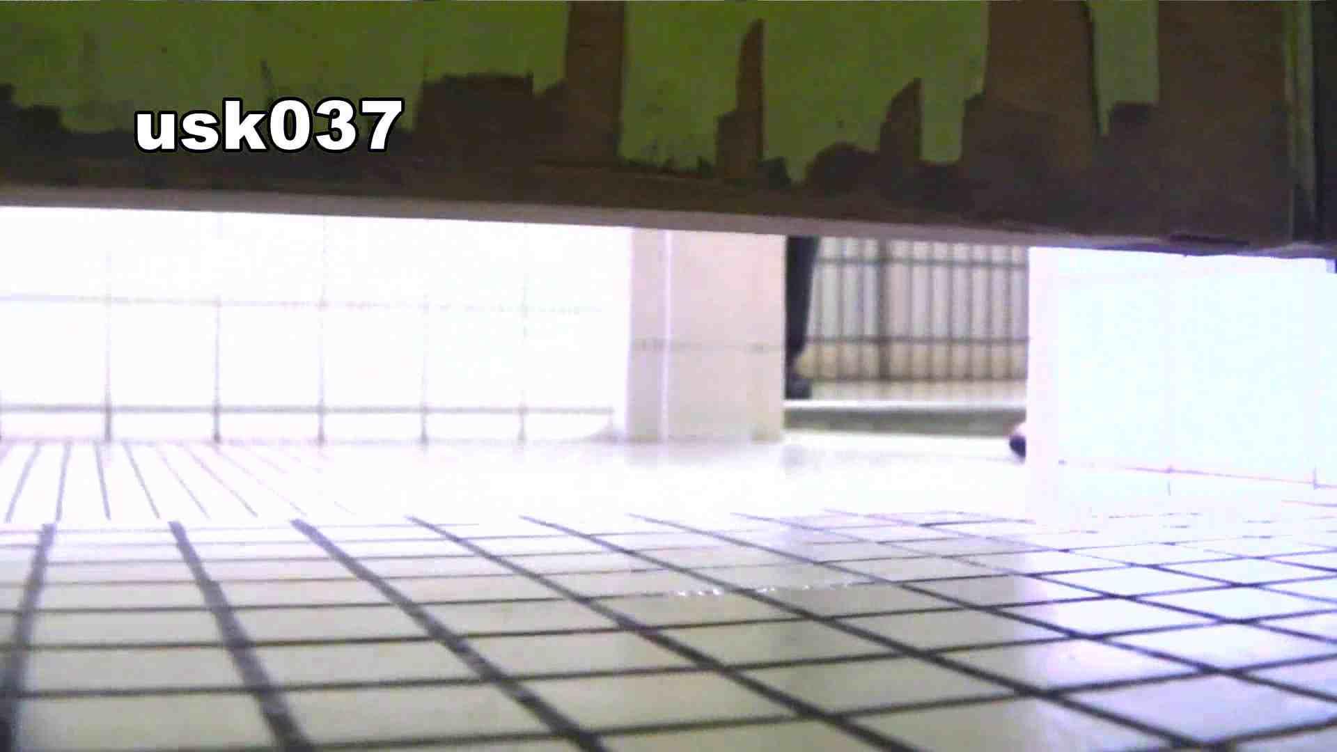 【美しき個室な世界】 vol.037 ひねり出す様子(フトイです) 高画質動画   洗面所シーン  39画像 37