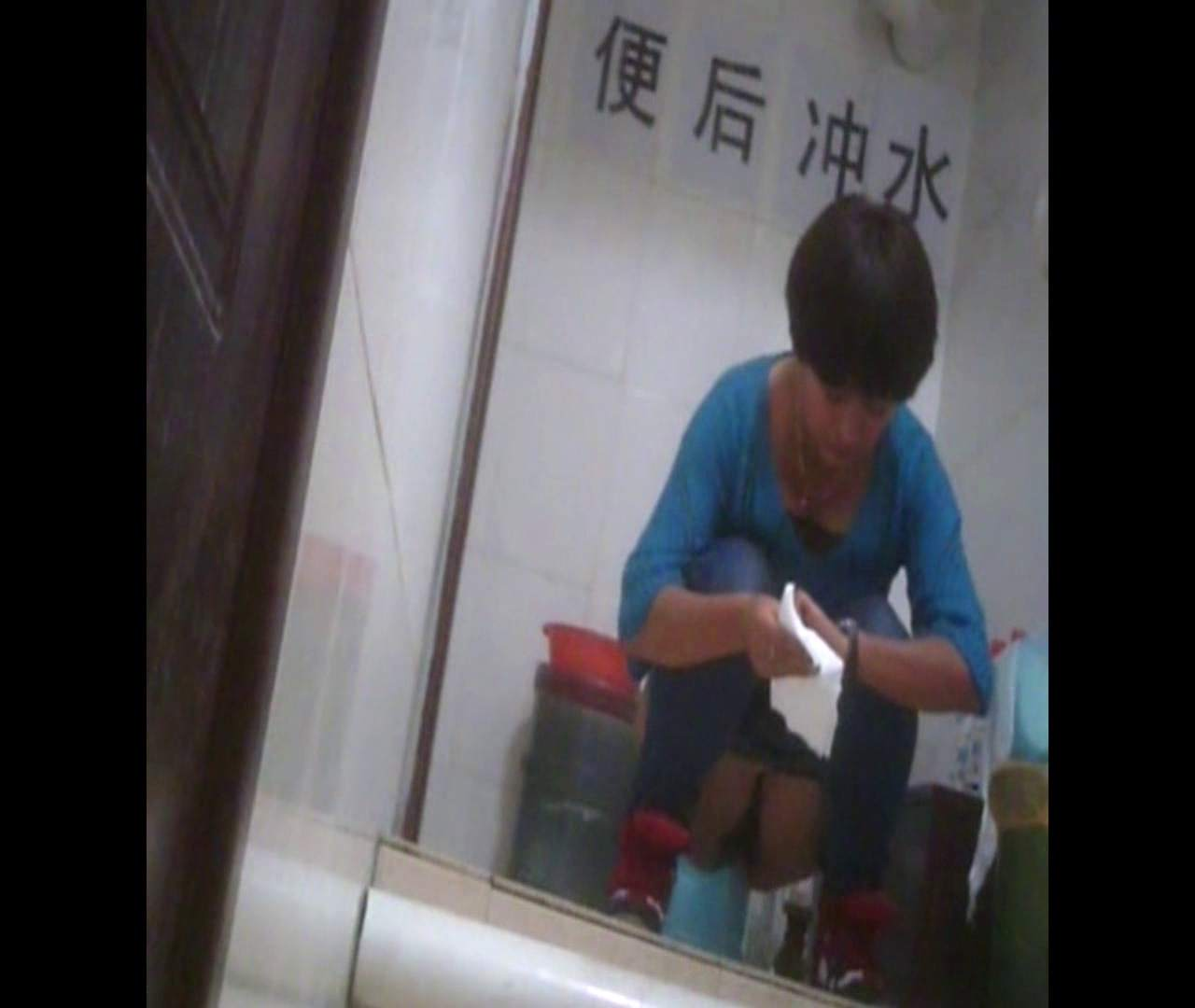 Vol.37 豊満な胸を持つマッシュルームカットな彼女 洗面所シーン 性交動画流出 57画像 23