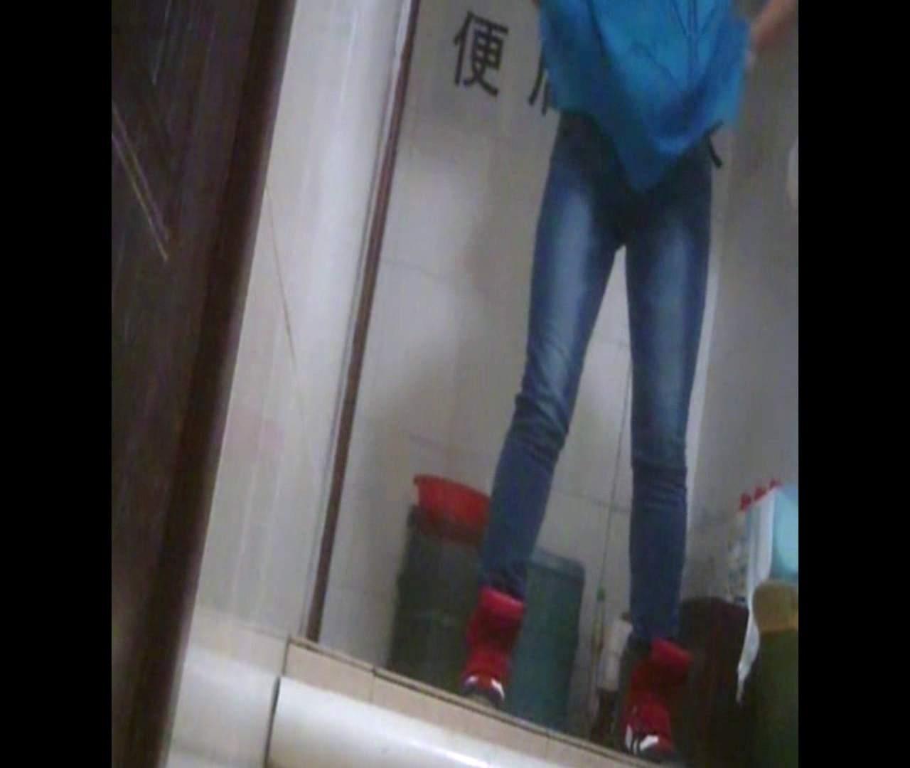 Vol.37 豊満な胸を持つマッシュルームカットな彼女 洗面所シーン 性交動画流出 57画像 53