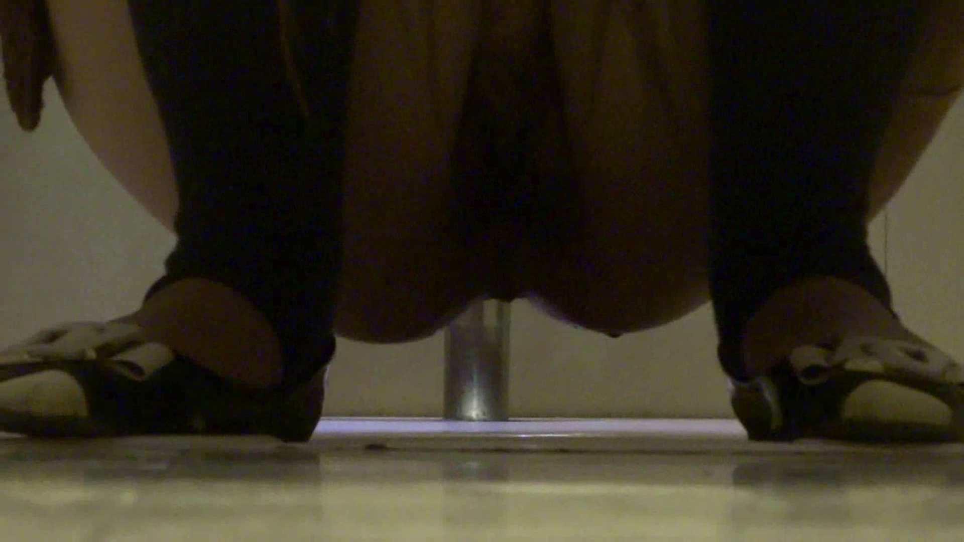 隣国化粧室下から御免!! No.03 洗面所シーン   美女  51画像 7