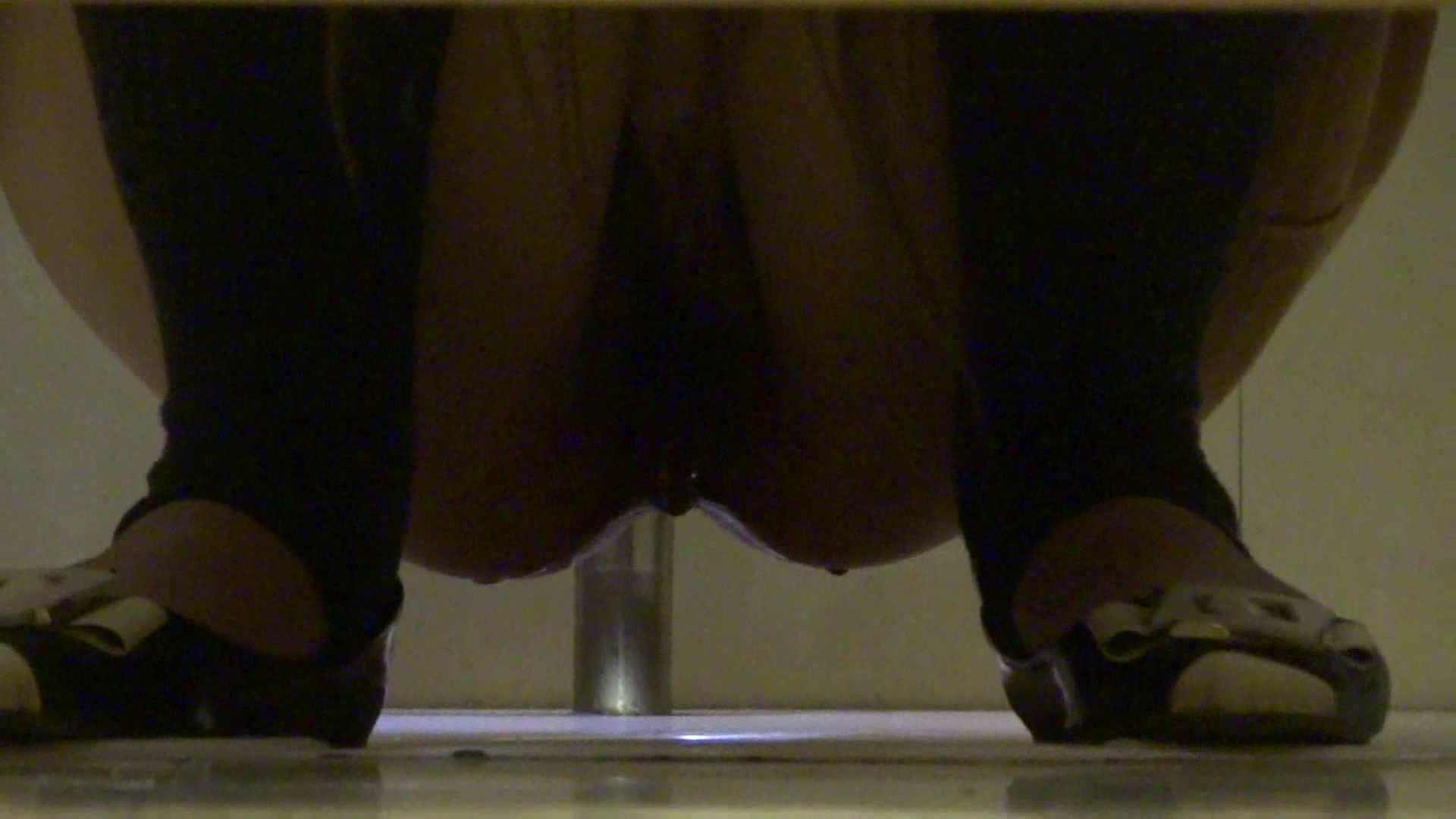 隣国化粧室下から御免!! No.03 洗面所シーン  51画像 42