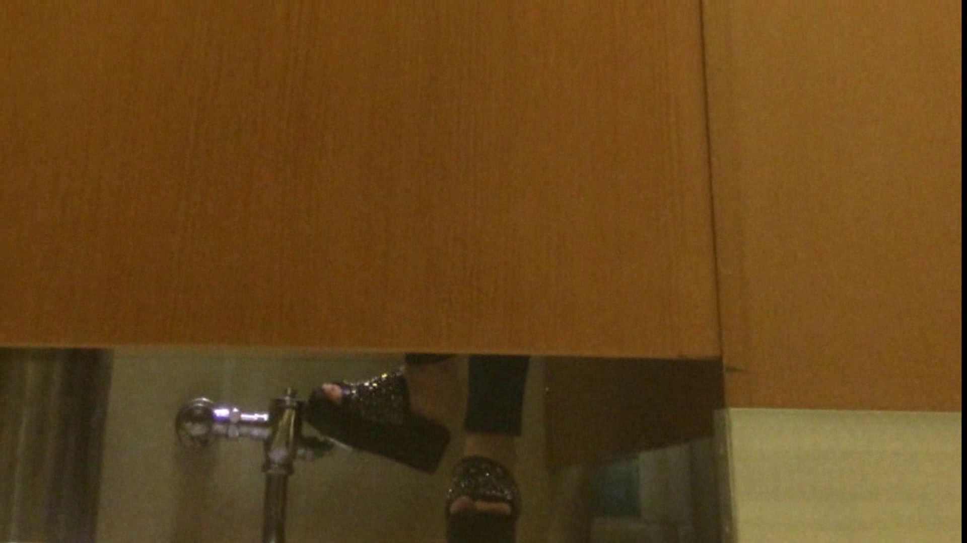 隣国化粧室下から御免!! No.14 美女 | 洗面所シーン  50画像 46