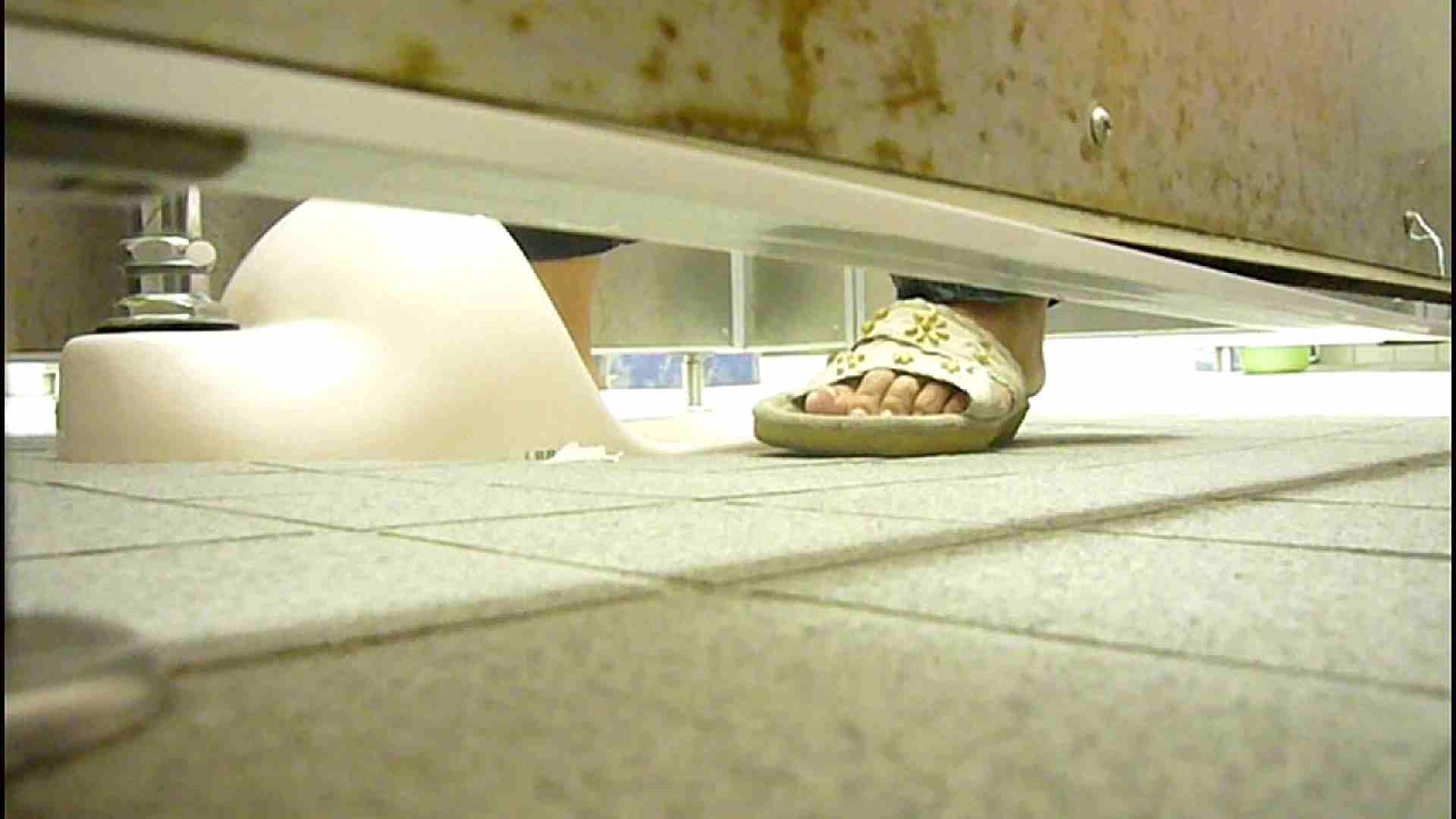洗面所固定カメラ撮影 オムニバスNol.2 洗面所シーン  104画像 90