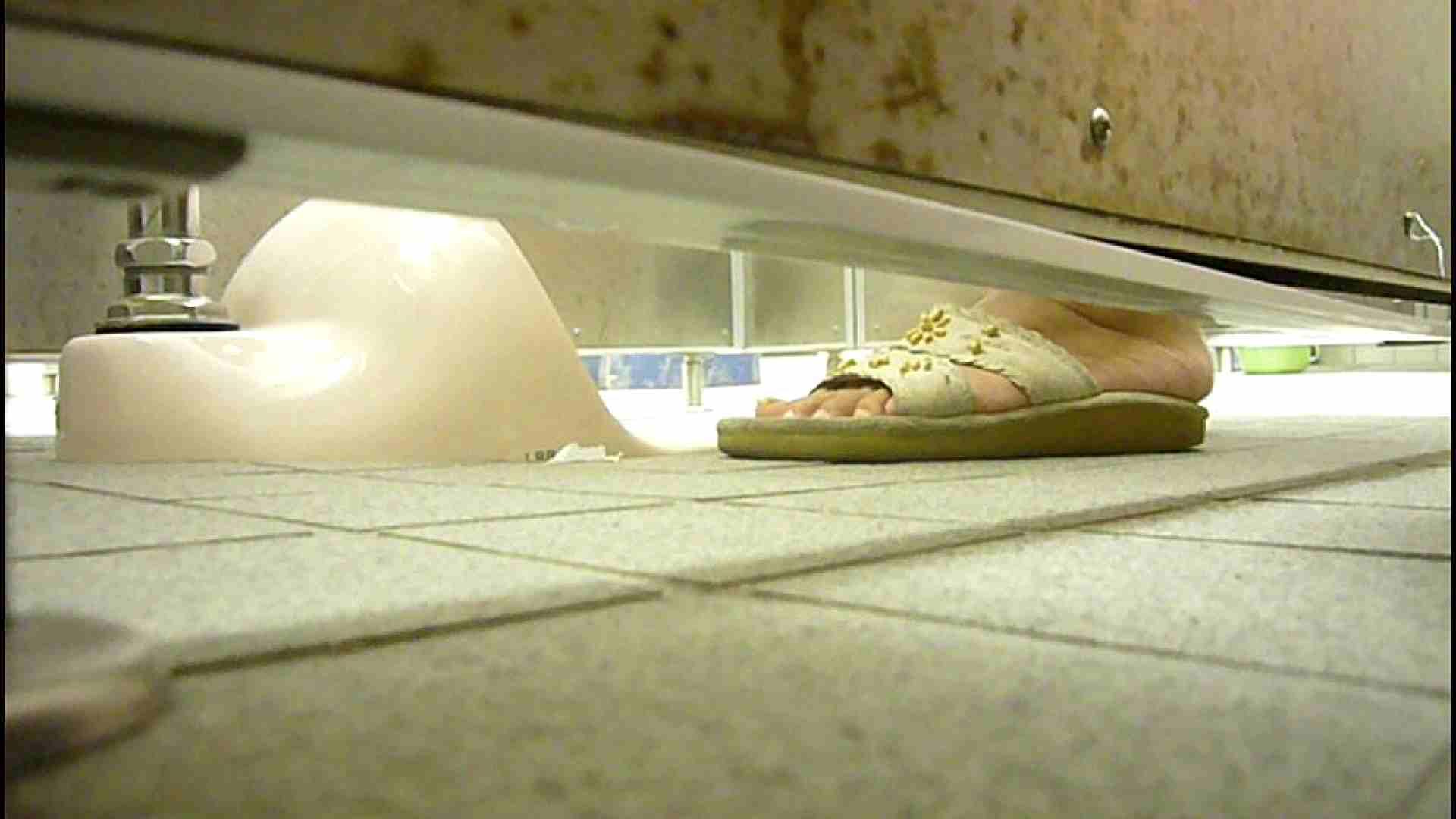 洗面所固定カメラ撮影 オムニバスNol.2 洗面所シーン  104画像 96