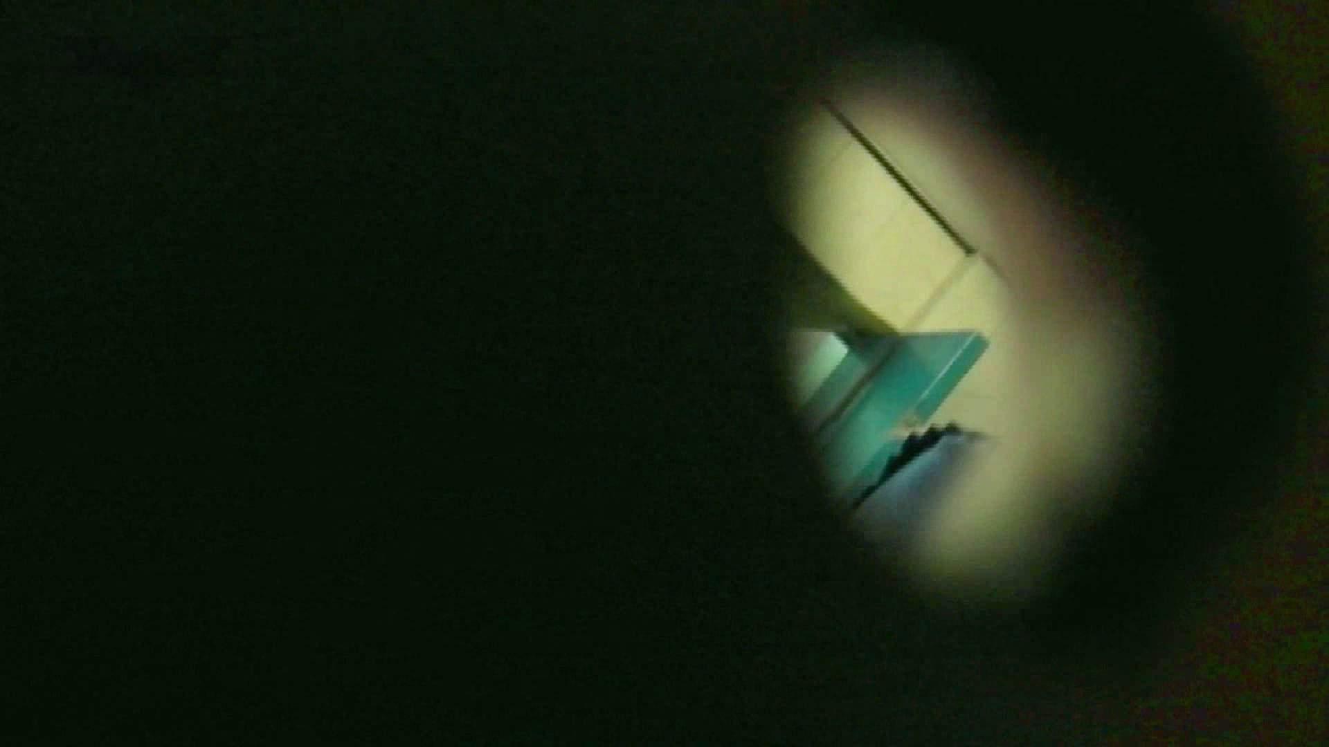 ステーション編 vol.29 頭二つ飛び出る180cm長身モデル 洗面所シーン  94画像 45