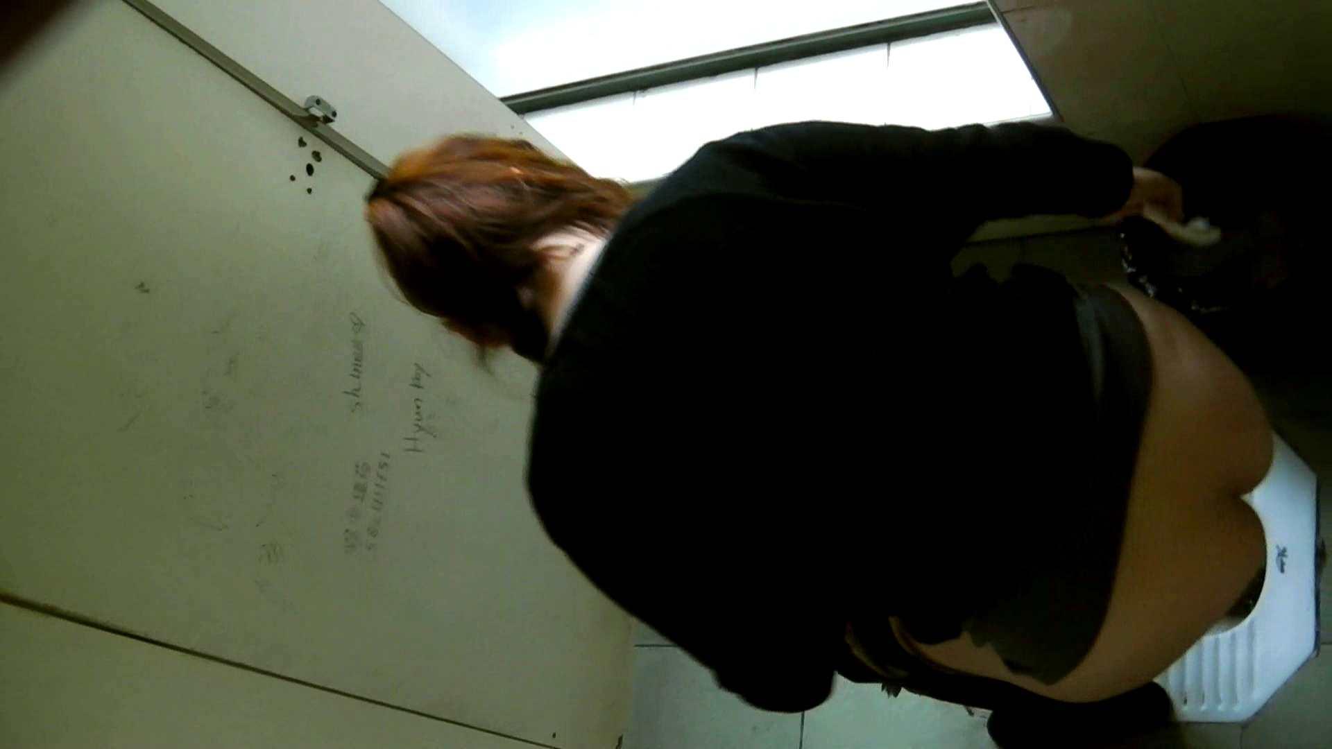 世界の射窓から ステーション編 vol.12 洗面所シーン スケベ動画紹介 50画像 9